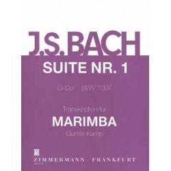 Suite Nr. 1 fur Marimba