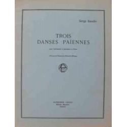 Trois Danses Paiennes