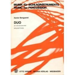 Duo per a dos Percussionistes