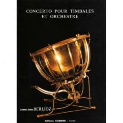 Concerto pour Timbales et Orchestre