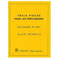 Trois Pieces pour Les Percussions