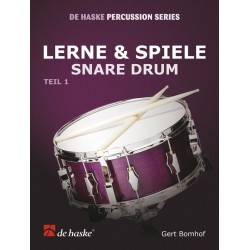 Lerne and Spiele Snare Drum 1