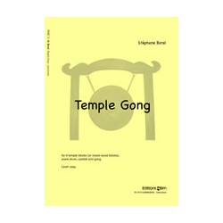 Temple Gong