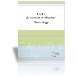 Duo for Marimba & Vibraphone