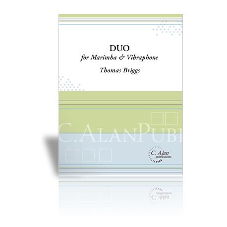 Duo for Marimba & Vibraphone