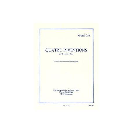 Quatre Inventions