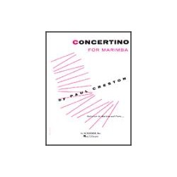 Concertino for Marimba