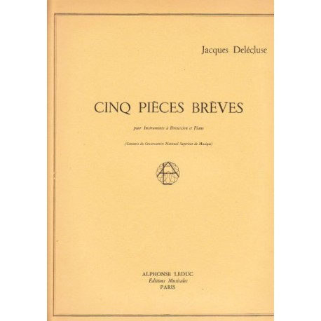 Cinq Pieces Breves