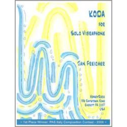 Koda for Solo Vibraphone