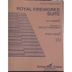 Royal Fireworks Suite