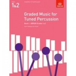 Graded Music for Tunned Percussion. Book I