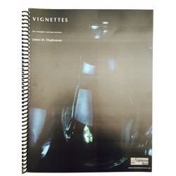 Vignettes for Trumpet and Percussion