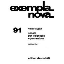 Sonata per Violoncello e Percussione