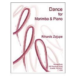 Dance for Marimba & Piano