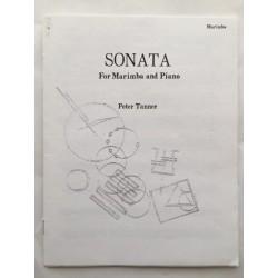 Sonata for Marimba and Piano