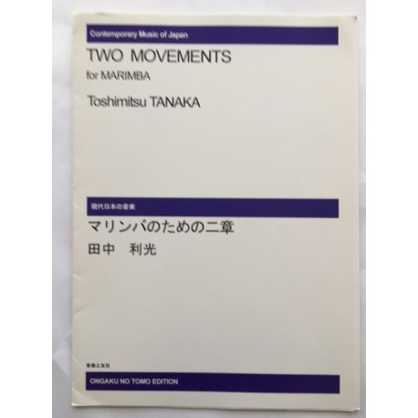 Two Movements for Marimba