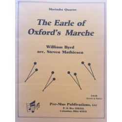 The Earle of Oxford´s Marche