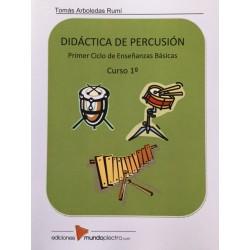 Didáctica de Percusión. Curso 1º