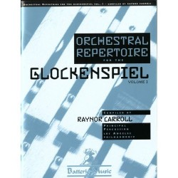 Orchestral Repertoire for the Glockenspiel. Vol. 1