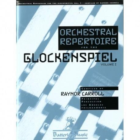 Orchestral Repertoire for the Glockenspiel. Vol. 1