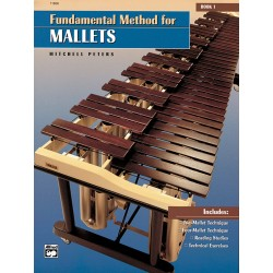 Fundamental Method for Mallets. Book 1