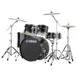 Rydeen Standard Set Black Glitter