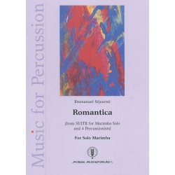 Romantica for Solo Marimba