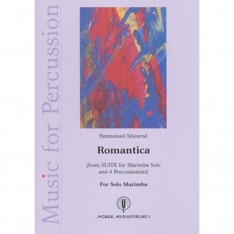 Romantica for Solo Marimba