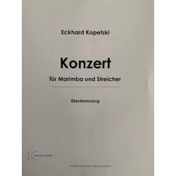 Kopetzki Concert for Marimba