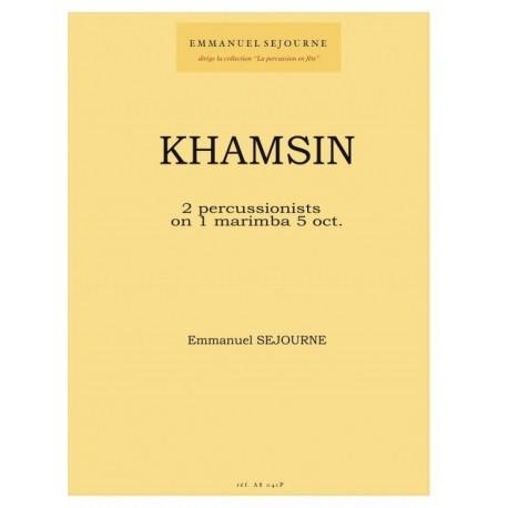 Sejourne Khamsin