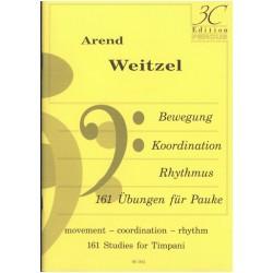 Weitzel Movement, Coordination and Rhythm for Timpani