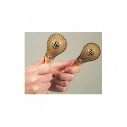 LP-285 Mini Rawhide Maracas